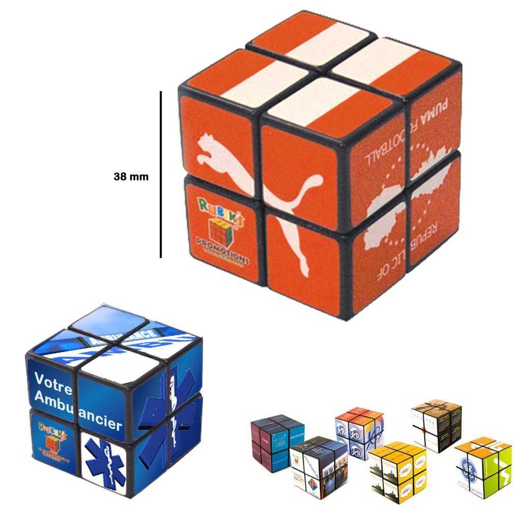 Rubiks Mini 38 Mm 2x2